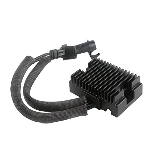 - XMT-MOTO New Voltage Regulator Rectifier fits for Harley-Davidson Sportster XL 883 1200 2009-2013(Replaces Part Numbers H1108, 74711-08, 49-8255, 489255)