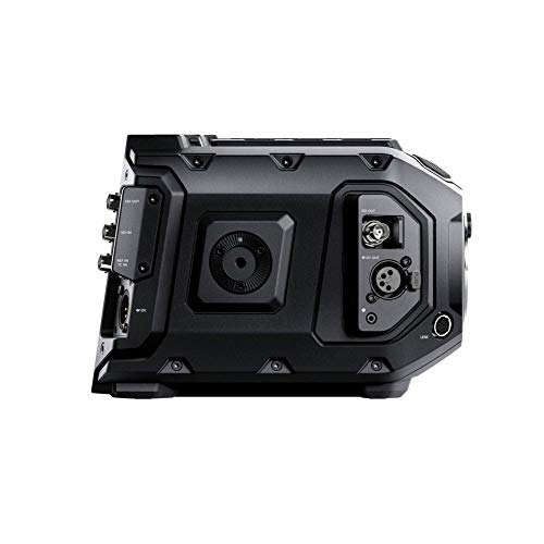 Blackmagic Design URSA Mini Pro 4.6K G2 Camcorder, Memory Card, CFast 2.0, SD, 10.2 cm (4in), LCD, Manual Camcorder, Black