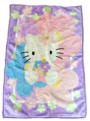 - Danica Super Cozy Plush Baby Blanket, Cute Animal Pattern, 43