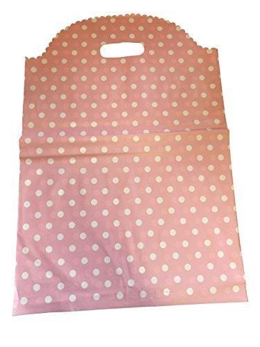 45 + Bolsas por pack Calidad Fashion rosa lunares, impresión ...