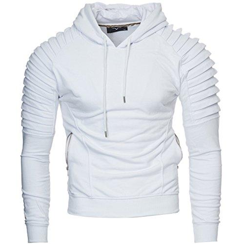 Online bestellen suchen authentische Qualität Kayhan New York Herren Hoodie Kapuzenjacke Kaputzenpullover Sweatshirt