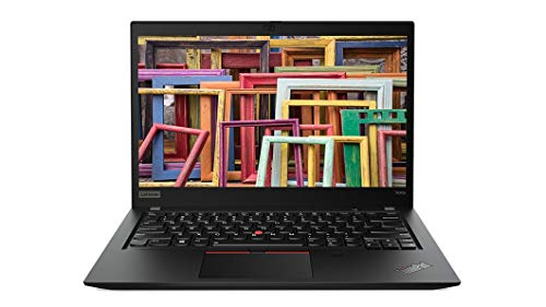 "Lenovo ThinkPad T490s 20NX0020US 14"" Notebook - 1920 x 1080 - Core i7 i7-8565U - 16 GB RAM - 512 GB SSD - Black - Windows 10 Pro 64-bit - Intel UHD Graphics 620 - in-Plane Switching (IPS) Technol"