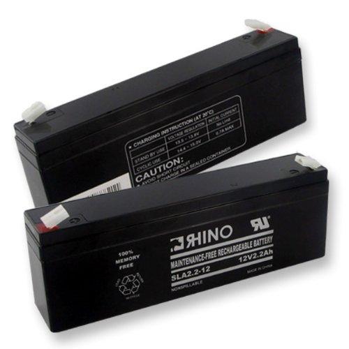 Baxter Syringe Pump (12 VOLT 2.2Ah Sealed Rechargeable Battery)