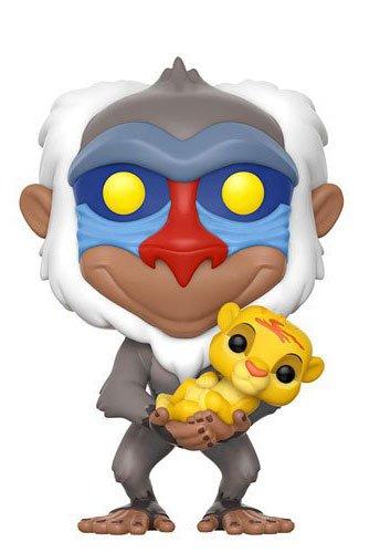 ラフィキ(赤ちゃんシンバ抱っこ版) 「ライオン・キング」 POP! Disney Series #301