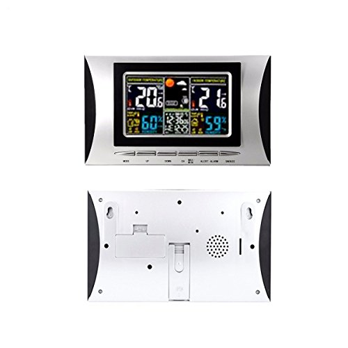 Digital LCD Indoor/Outdoor Wireless Weather Station