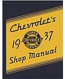 1937 CHEVROLET CAR TRUCK Shop Service Repair Manual