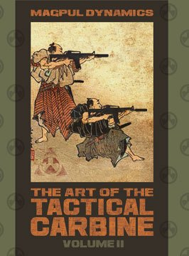 Magpul Dynamics™ The Art of the Tactical Carbine Vol. II 2nd Edition, 4-Disc DVD Set