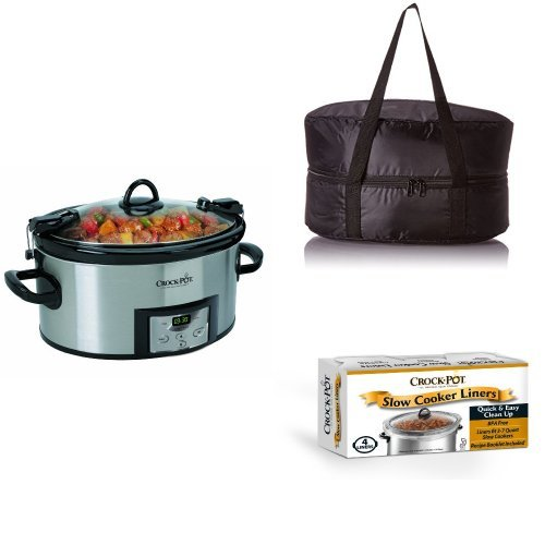 crock pot carry bag - 3