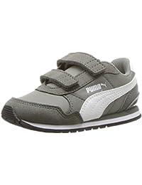 unisex-child ST Runner NL Velcro Kids Sneaker,