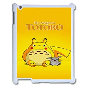 IPad 2,3,4 Phone Case for Classic theme My Neighbor Totoro pattern design GQCTMNTR768203