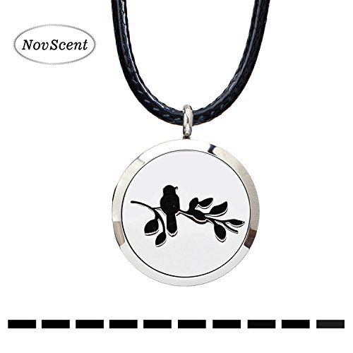 Aromatherapy Necklace Essential Hypoallergenic Re usable