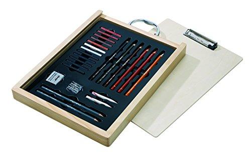 Conte a Paris Sketching Gift Box by Conte a Paris