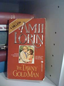 Paperback The Tawny Gold Man Book