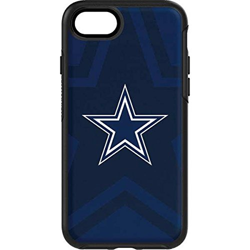 detailed look f541a 4b7e0 Amazon.com: NFL Dallas Cowboys OtterBox Symmetry iPhone 7 Skin ...
