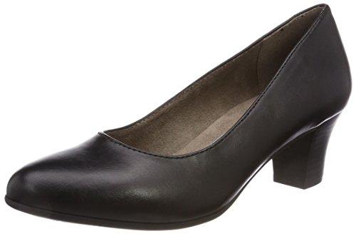 Femme Noir Softline 22463 Black Escarpins nqYPwRgv