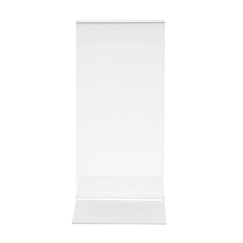 Announce 1//3 A4 Stand Up Sign Holder