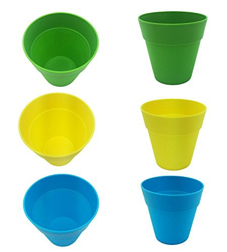 Compare Price To Bulk Plastic Flower Pots
