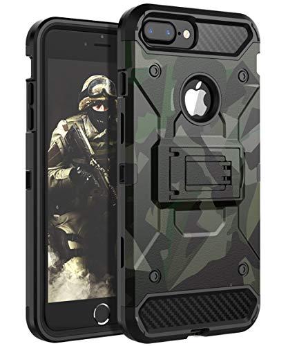 HUATRK iPhone 8 Plus Case,iPhone 7 Plus