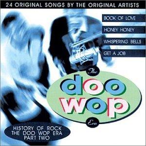 History of Rock 2: Doo Wop Era