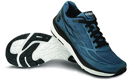 (Topo Athletic Magnifly 2 Running Shoes - Men's Slate/Black 11)