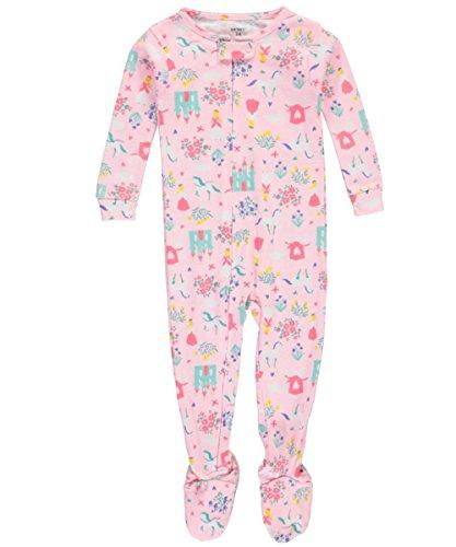 Carters Little 1 Piece Cotton Pajamas