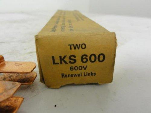 Bussman LKS-600 Super Lag Link 600 Amp Pkg 2
