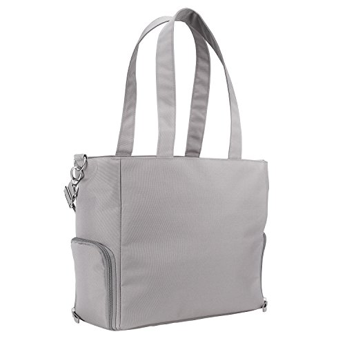 Dr. Brown's Breast Pump Caryall Tote, Grey