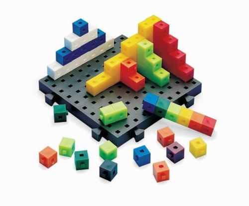 Schule Specialty Zentimeter Gramm Cubes Set, Lernstufen 1–6