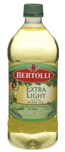 Bertolli Extra Light Tasting Olive Oil, 51-Ounce Bottle