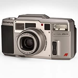 Olympus Accura View Zoom 80 QD - Point & Shoot/Zoom Camera - 35mm - Lens: 38 mm - 80 mm