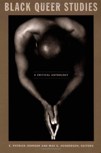 Search : Black Queer Studies: A Critical Anthology