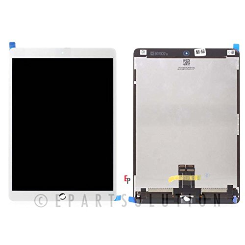 ePartSolution_iPad Pro 10.5'' White LCD Display Touch Screen Digitizer Assembly A1701/A1709 Replacement Part USA Seller by For Apple (Image #1)