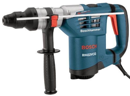 Bosch RH432VCQ 1-1/4-Inch SDS-Plus Rotary Hammer Kit