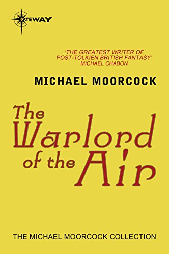 The warlord of the air english edition ebook michael moorcock the warlord of the air english edition por moorcock michael fandeluxe Images