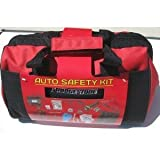 Bridgestone and Travel Road Safety Kit with Carry Case