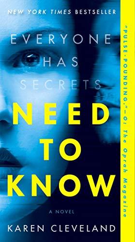 (Need to Know: A Novel)