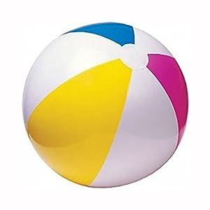 Intex 59030NP - Wasserball uni, Durchmesser 61 cm
