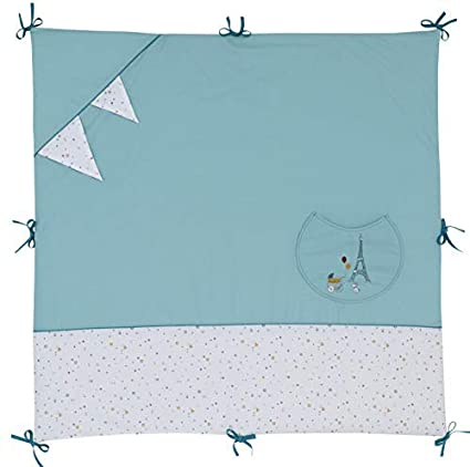 Ptit Basile - colchón parque - alfombra despertar - 100x100 ...