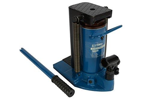 TEMCo TH0023 Hydraulic Machine Toe Jack Lift 5/10 TON Track 5 YEAR Warranty