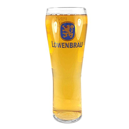 tuff-luv-lowenbrau-pint-glass-original-glass-glasses-barware-ce-20oz