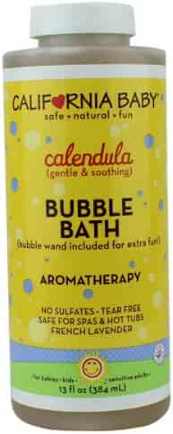 California Baby Bubble Bath - Calendula - 13 oz