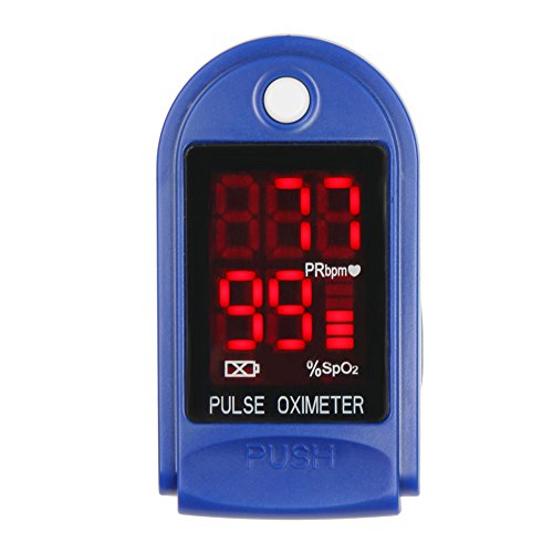 Flexzion Oximeter CMS 50DL Fingertip Monitoring