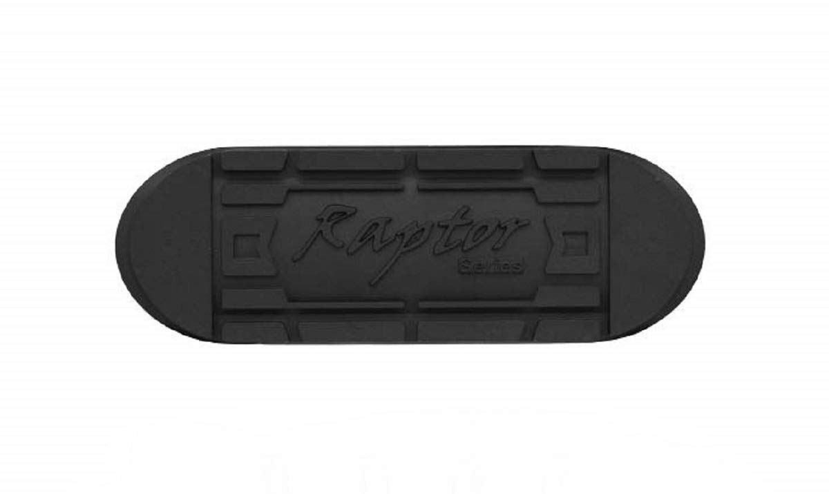 with Raptor Logo Raptor Series Replacement Step Pad 6 Oval Side Steps Nerf Bars