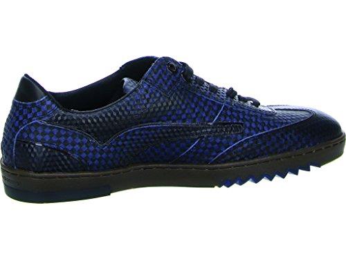 Bommel 16074 Scuro Floris 21 Uomo Van Blu Sneaker 57wpwqxP
