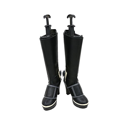 Altair Shoes Cosplay Re CREATORS Hip Boots Costume Anime Props Accessories 35