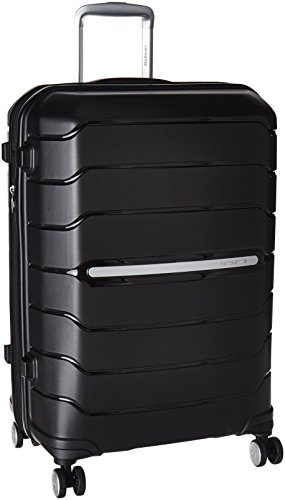 Samsonite Freeform Hardside Spinner 24, Black by Samsonite