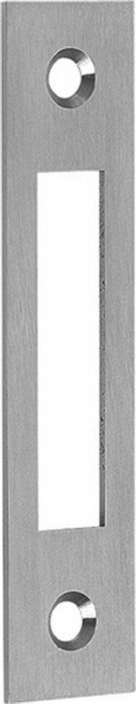 BKS Schließblech Flachschließblech Stulp 20mm ktg.Stahl NiSi
