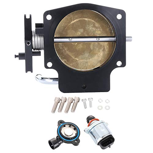 cciyu S20036 92mm Throttle Body Actuator Assembly for Controlling Fuel Injection fit for LSX LS LS1 LS2 LS7 1993-2002 Chevrolet Camaro, 1995-2002 Pontiac Firebird