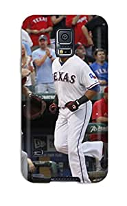 texas rangers MLB Sports & Colleges best Samsung Galaxy S5 cases 5449900K454593732