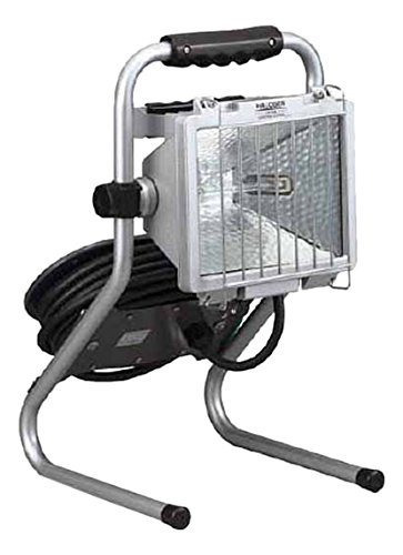 ハタヤ 防雨型ドラムスタンドハロゲンライト 500W 100V電線7m PHD507N B00HPRZLF0 15944